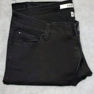 Dex Brand Black Skinny Jeans